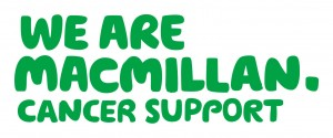 Macmillan Mid green logo H