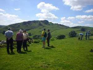 Walking pic Earl Sterndale